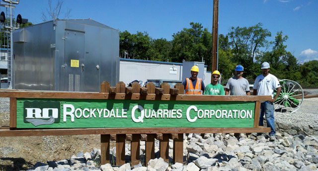 Rockydale Quarries - Starkey